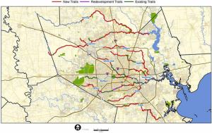 Greenways Vision Map