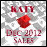 RECENT HOME SALES IN Katy TX - DECEMBER 2012